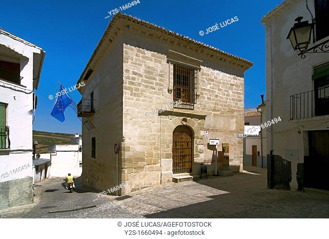The Queen's Hospital, Alhama de Granada, Granada-province, Spain