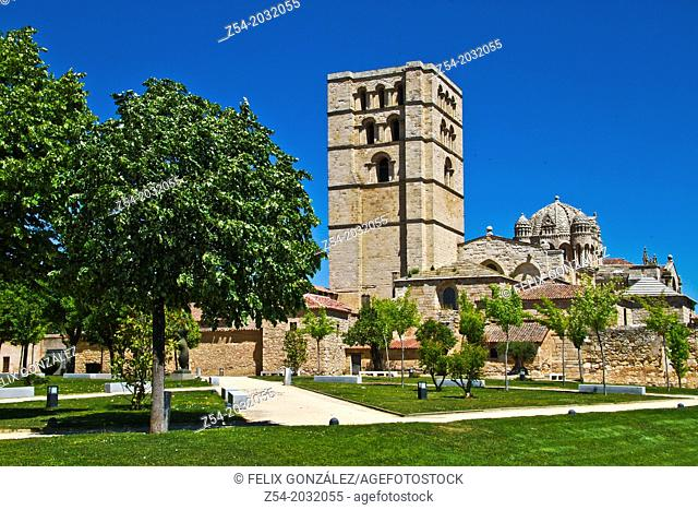 Zamora Cathedral, Castile and Leon, Spain