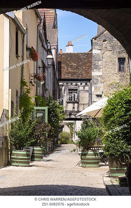 Noyers-sur-Serein Yonne Bourgogne-Franche-Comte France