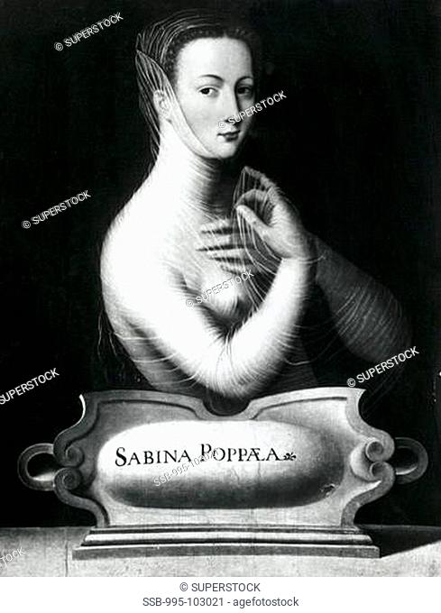 Poppaea sabina wife Stock Photos and Images | age fotostock
