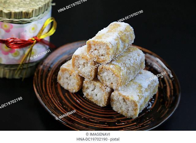 Gokabo (Japanese roll sweet)