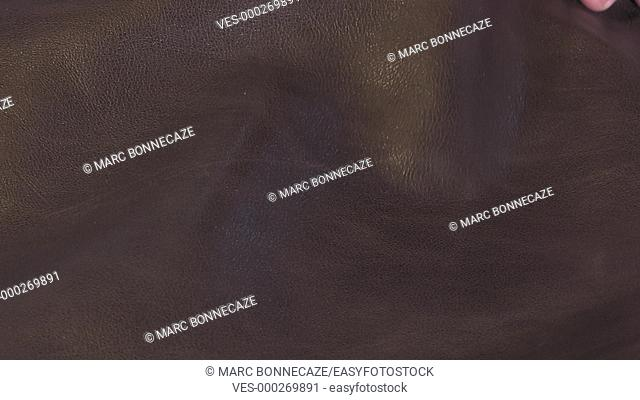 choice of leather in color, grain and flexibility
