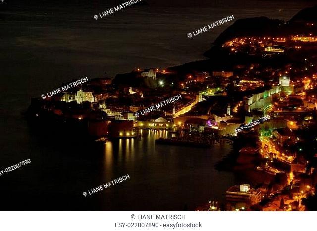 Dubrovnik von oben 31
