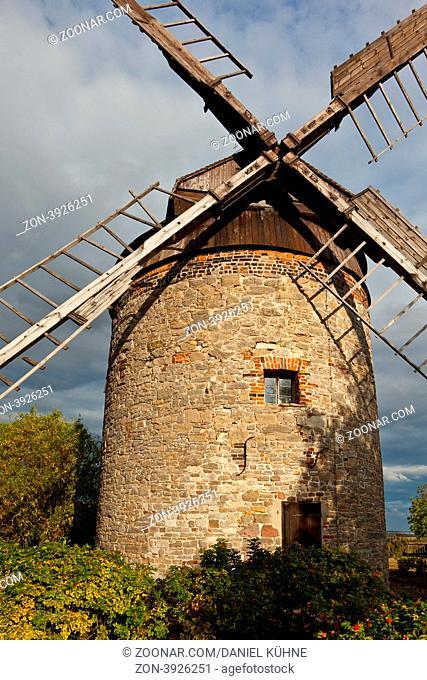 Windmühle bei Endorf Stadt Falkenstein Harz