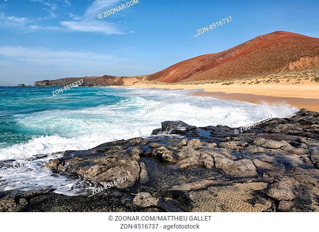 playa lambra isla canarias