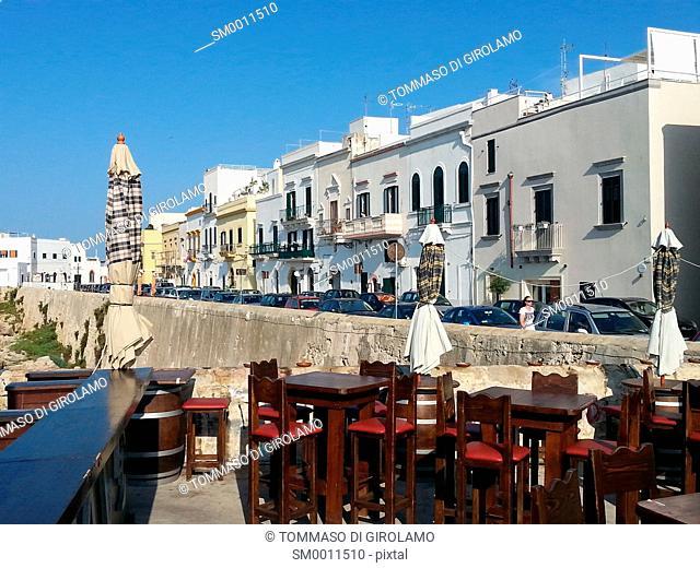 Italy, Salento, Gallipoli