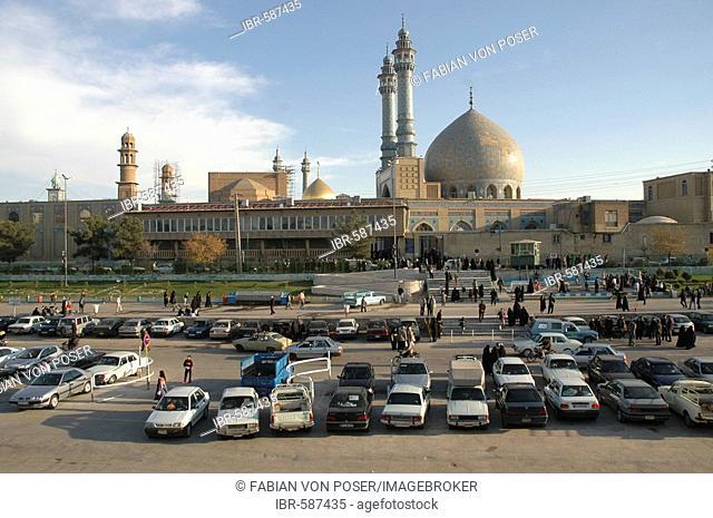 A'zam Mosque, Qom, Iran
