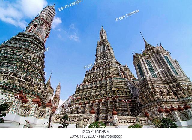 The Temple of Dawn Wat Arun