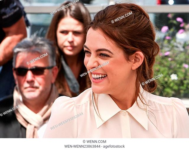 69th Cannes Film Festival - 'American Honey' - Photocall Featuring: Riley Keough Where: Cannes, France When: 15 May 2016 Credit: WENN.com