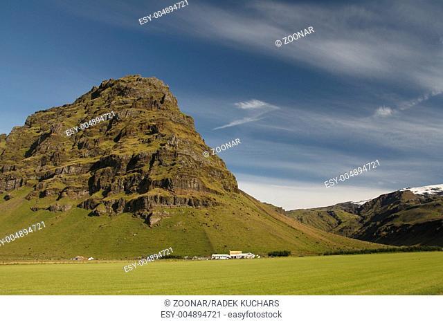 Þorvaldseyri Thorvaldseyri - the nearest farm to the Eyjafjallajökull volcano