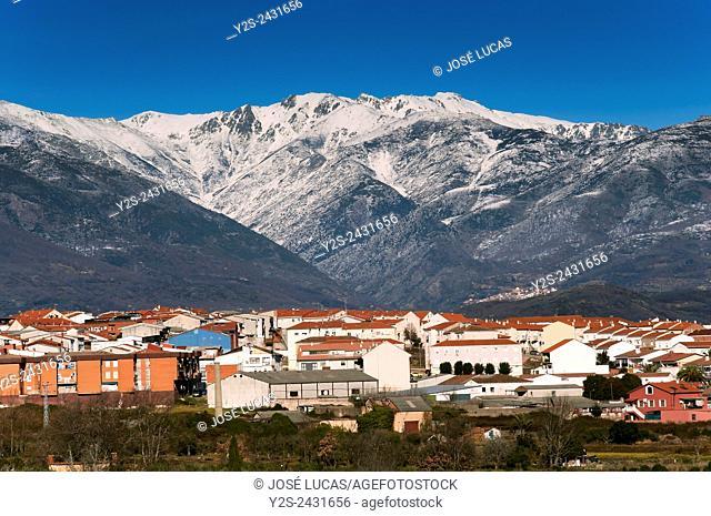 Sierra de Gredos, Jaraiz de la Vera, Caceres, Extremadura, Spain, Europe