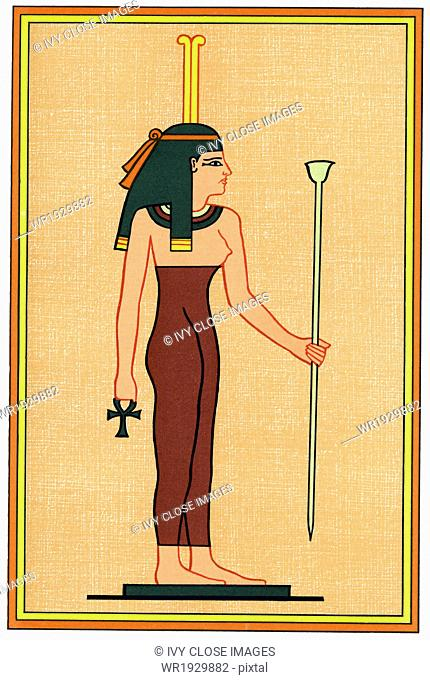 In ancient Egyptian mythology, the goddess Neith (also spelled Anit) was originally the goddess of hunting and worshipped especially at Sais in the western...