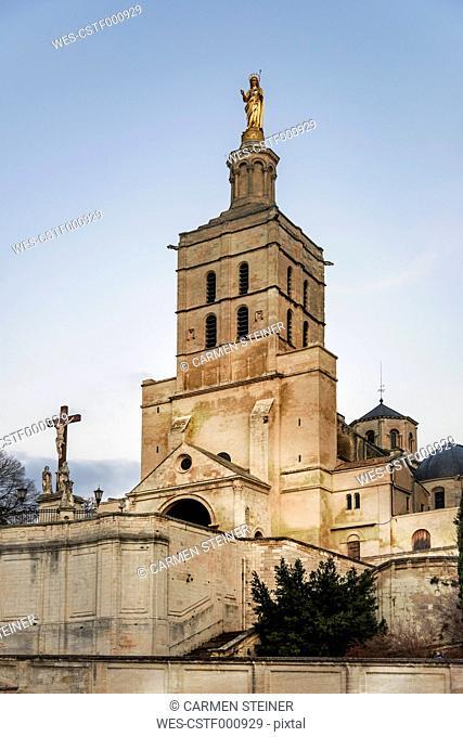 France, Avignon, Avignon Cathedral