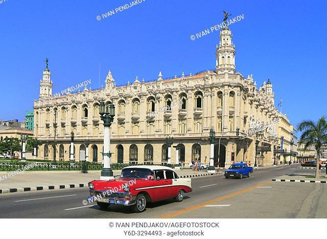 Great Theatre of Havana, Havana, Cuba
