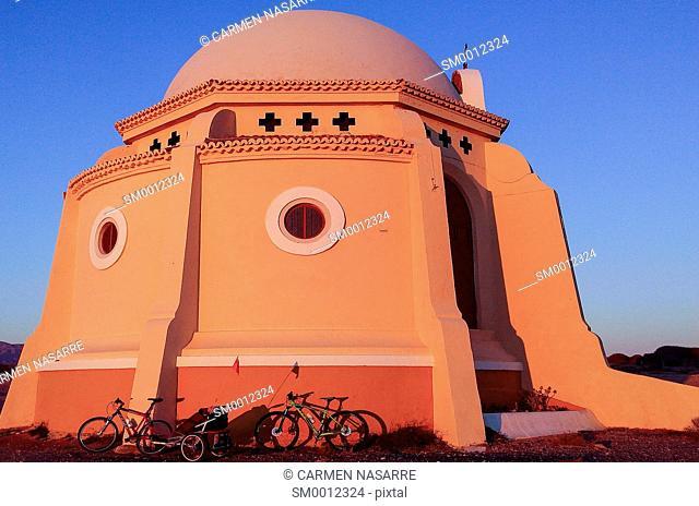 Ermita Torregarcía. Almería. Andalusia