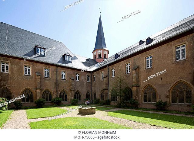 Steinfeld, Kloster