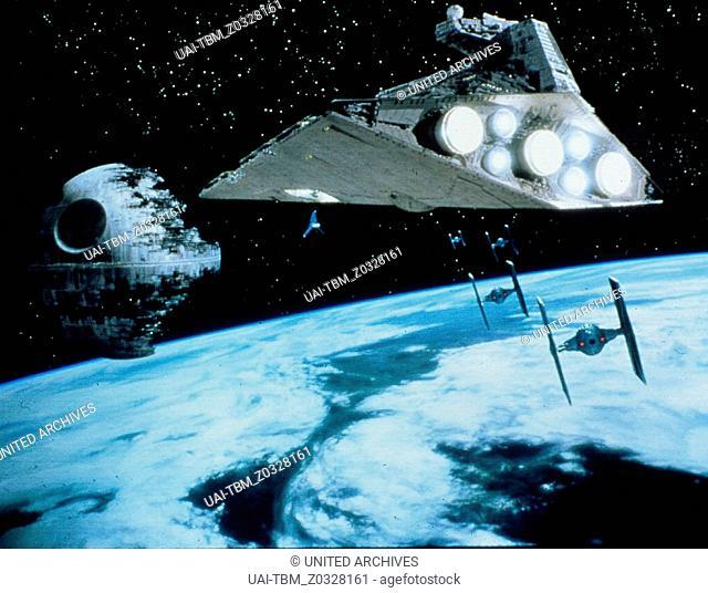 Star Wars: Episode VI - Rückkehr der Jedi-Ritter / Die Rückkehr der Jedi-Ritter - Special Edition