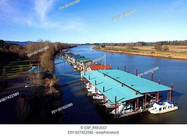 River residency