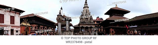 Nepal temple tower
