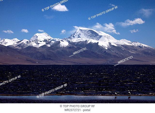 Burang County Ali Prefecture Tibet