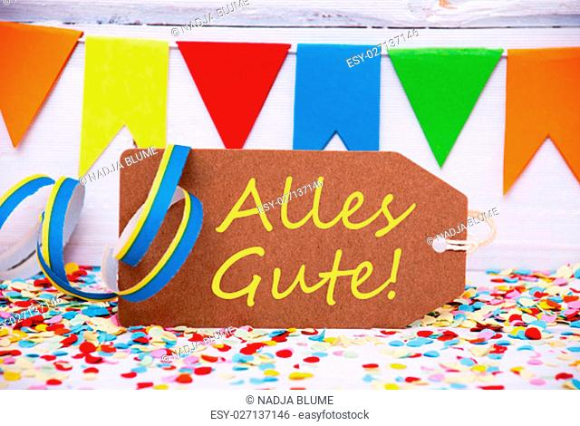 German birthday greeting Stock Photos and Images   age fotostock