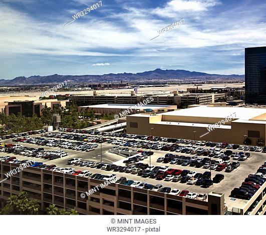Airport, Las Vegas, Nevada