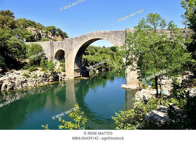 The Bridge Saint Etienne Stock Photos And Images Age Fotostock