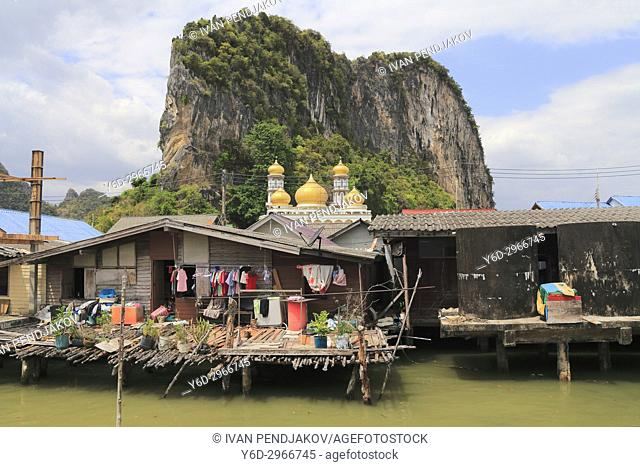 Ao Phang Nga National Park, Andaman Sea, Thailand