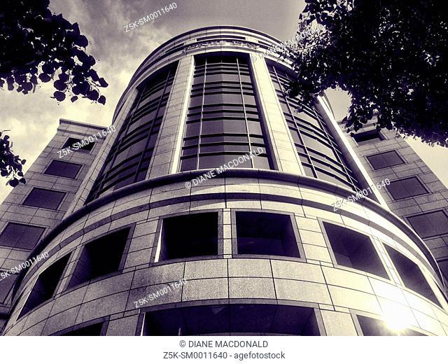 A Midtown Atlanta, Georgia office building