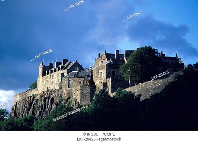 Stirling stirlingshire scottish stirling castle scotland
