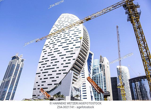 Business Bay taking shape in Dubai