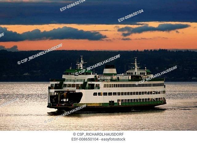 Ferry boat #4