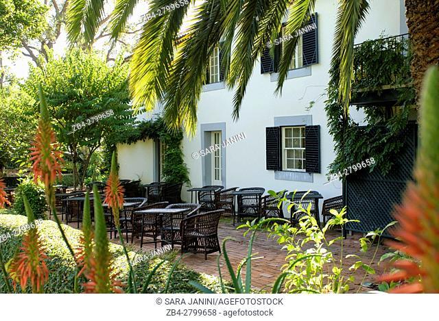 Hotel de la Quinta da Casa Branca, Funchal, Madeira, Portugal