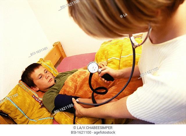 BLOOD PRESSURE, CHILD<BR>Models