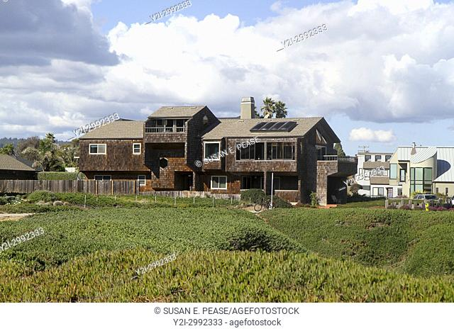 A home near West Cliff Drive, Santa Cruz, California, United States