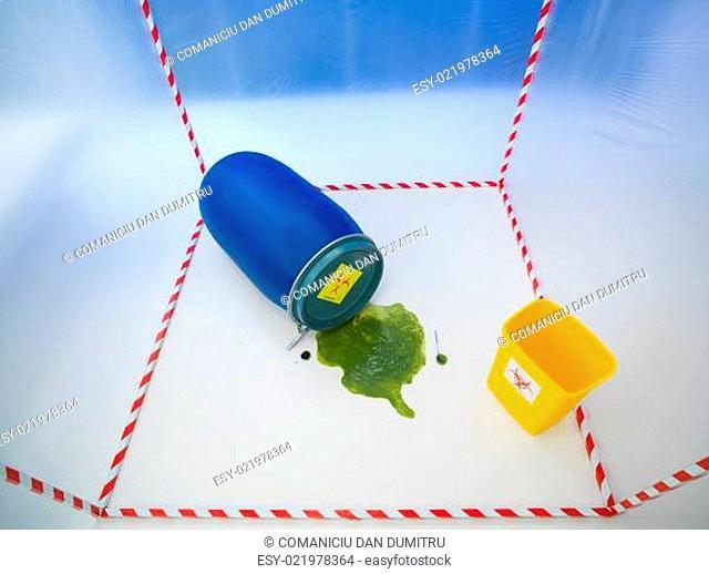 biohazard plactis containers