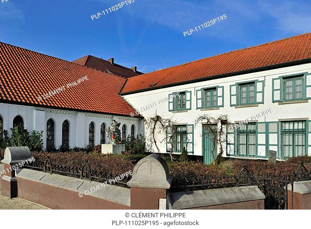 Birthplace at Tremelo, Belgium of Father Damien / Saint Damien of Molokai /