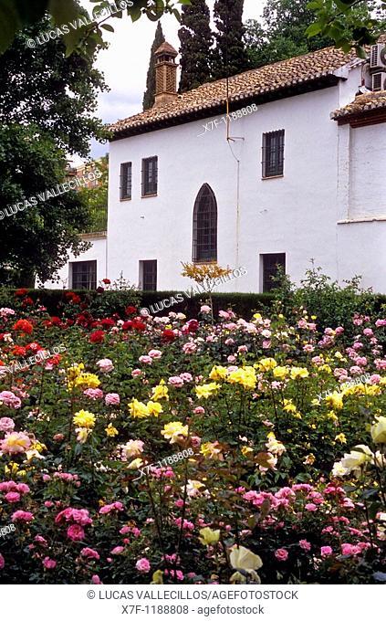 La Huerta de San vicente Home of Federico García Lorca Federico García Lorca park Granada  Andalucia, Spain