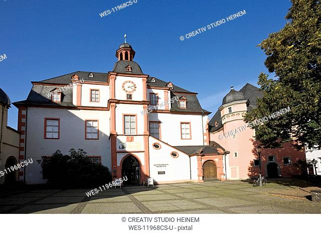 Germany, Rhineland-Palatinate, Koblenz, Mittelrhein-Museum