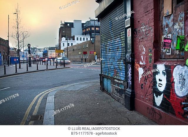 East End, London, England