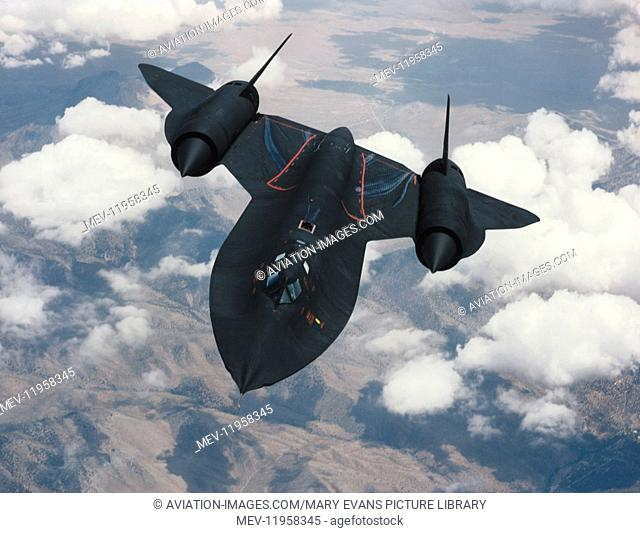 USAF Lockheed SR-71 Blackbird