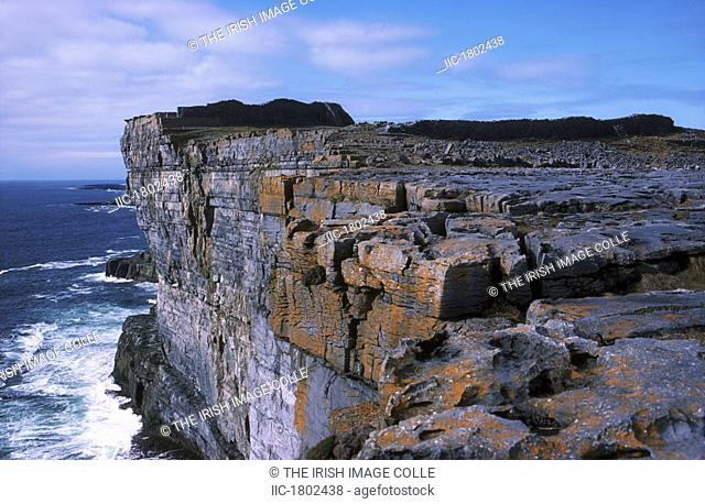 Irish Islands, Aran Islands, Inishmore - Dun Aengus