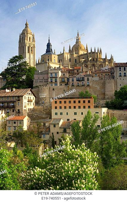 Segovia. Castile-Leon, Spain