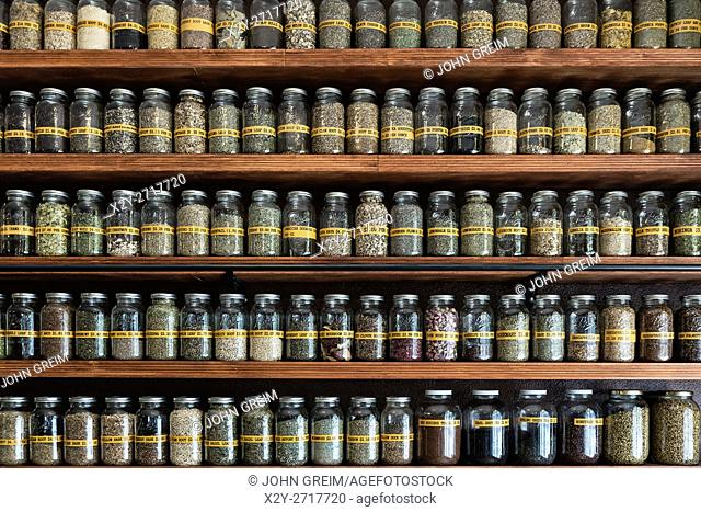 Herbal apothacary shop
