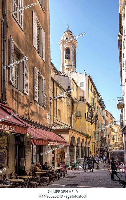 Frankreich, Côte d'Azur, Nizza, Nice, old city