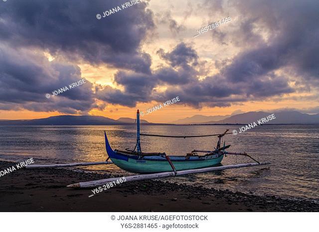 Ketapang Beach, Java, Indonesia, Asia