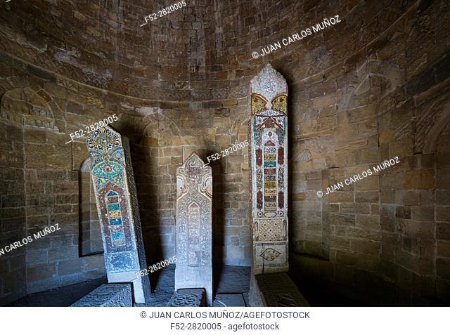 Yeddi Gumbaz Mausoleum, Shamakhi Town, Azerbaijan, Middle East