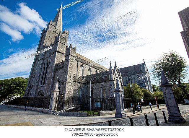 St Patrick's Cathedral, Dublin, Leinster, Ireland