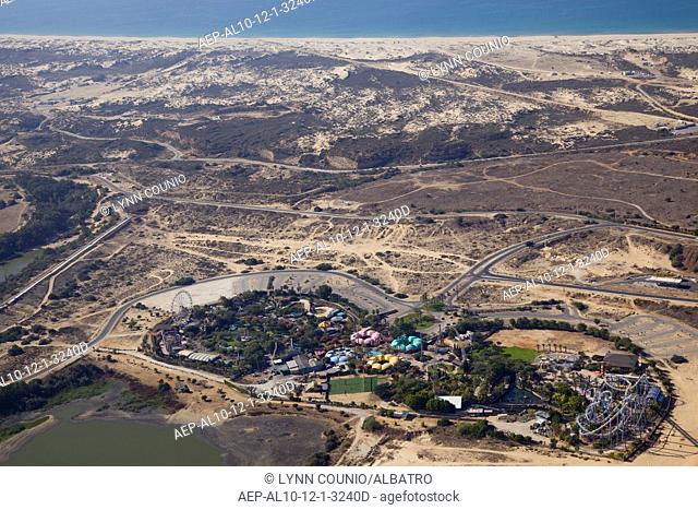 A photo of the Superland in west Rishon