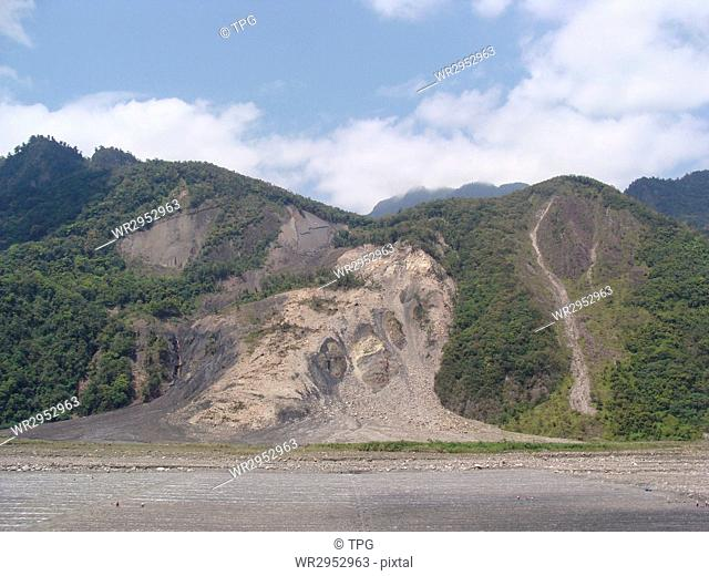 The 7 section of Yilan